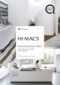 Hi-Macs główny katalog