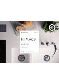 Pielęgnacja materiału Hi-Macs