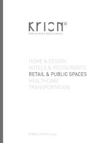 Krion do sklepów i miejsc użyteczności publicznej