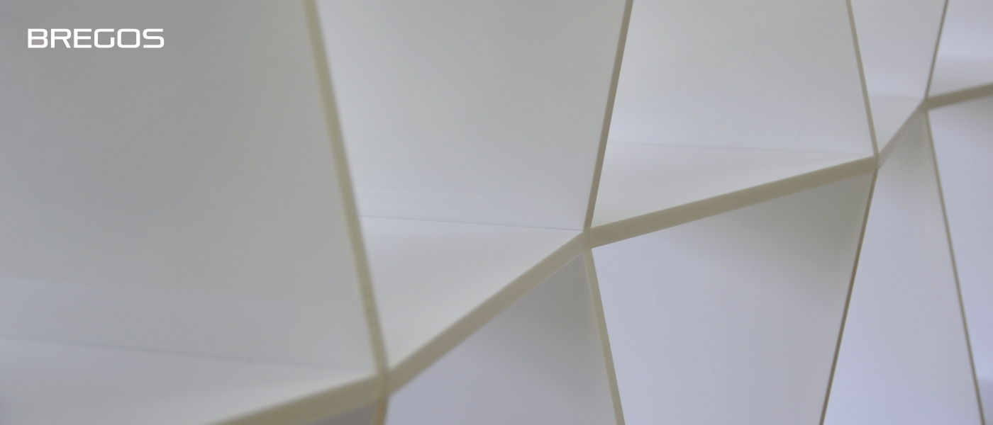 białe meble solid surface