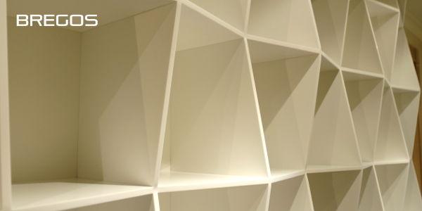 Biała biblioteczka