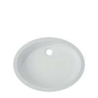 Umywalka łazienkowa solid surface Dupont Corian® Care 5510