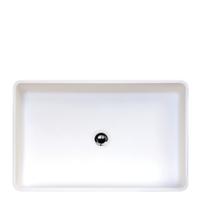 Umywalka łazienkowa solid surface Lg Hi-macs® CB540R