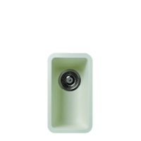 Zlewozmywak kuchenny solid surface Lg Hi-macs® CS325R