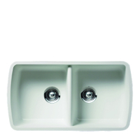 Zlewozmywak kuchenny solid surface Lg Hi-macs® CS800D