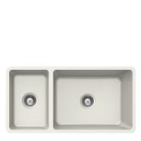 Zlewozmywak kuchenny solid surface Lg Hi-macs® CS824D