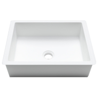 Umywalka łazienkowa solid surface Porcelanosa Krion® Basic BC B811 38X28 E