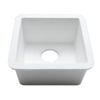 Zlewozmywak kuchenny solid surface Porcelanosa Krion® Basic BC C606 30X30 E