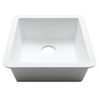 Zlewozmywak kuchenny solid surface Porcelanosa Krion® Basic BC C607 40X40 E