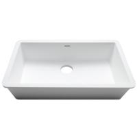 Zlewozmywak kuchenny solid surface Porcelanosa Krion® Basic BC C824 70X40 E