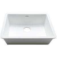 Zlewozmywak kuchenny solid surface Porcelanosa Krion® Basic BC C831 50X40 E