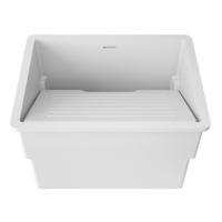 Zlewozmywak kuchenny solid surface Porcelanosa Krion® Basic BC U801 50X40 E